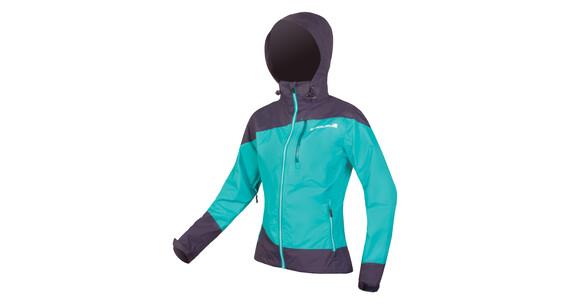 Endura SingleTrack Jacke Damen Marineblau